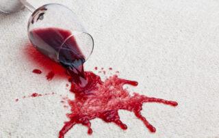 Prevent spills from Staining Carpet